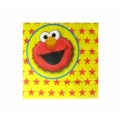 Sesame Street Elmo Party Napkins